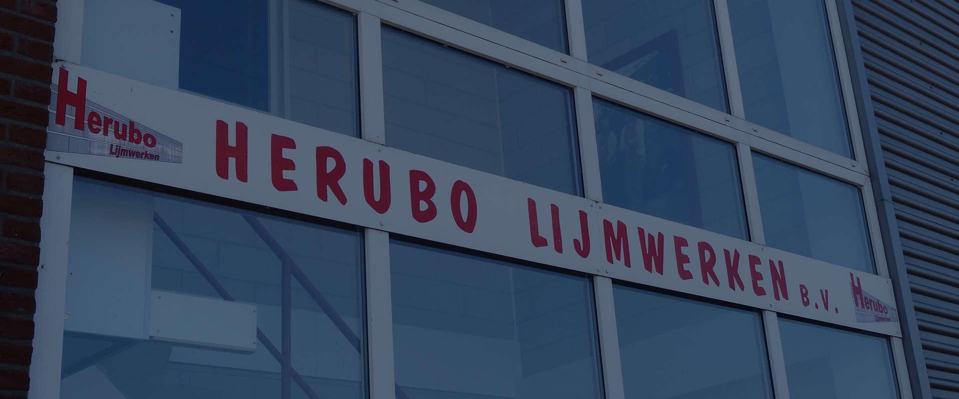 Samen sterk met Herubo's lijmwerk